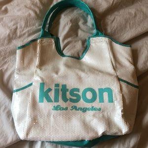 Kitson Los Angeles tote bag